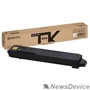 Расходные материалы Kyocera-Mita TK-8115K Тонер-Картридж, Black M8124cidn/M8130cidn (12000стр.)