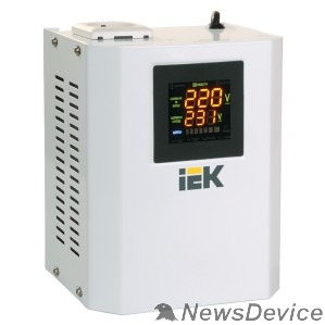 Стабилизаторы напряжения Iek IVS24-1-00500 Стабилизатор напряжения серии Boiler 0,5 кВА IEK