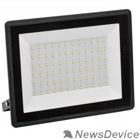 Прожекторы Iek LPDO601-100-65-K02 Прожектор СДО 06-100 светодиодный черный IP65 6500 K IEK