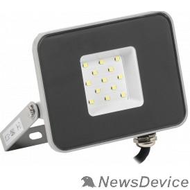 Прожекторы Iek LPDO701-10-K03 Прожектор СДО 07-10 светодиодный серый IP65 6500 K IEK