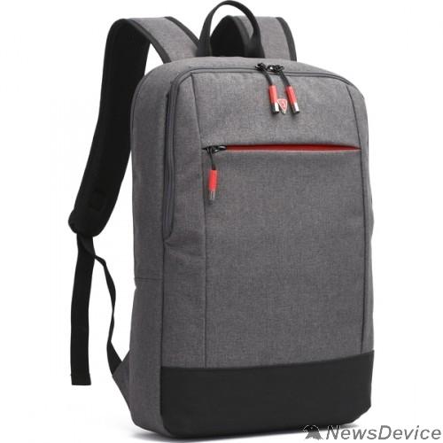 "Сумка для ноутбука Сумка SUMDEX PON-261GY(полиэстр  серый до 15,6"")"