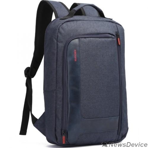 "Сумка для ноутбука Сумка SUMDEX PON-262NV(полиэстр синий до 15,6"")"