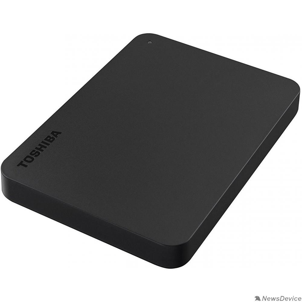 "носитель информации Toshiba Portable HDD 2Tb Stor.e Canvio Basics HDTB420EK3AA USB3.0, 2.5"", черный"
