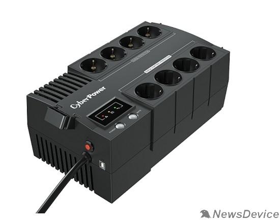 ИБП UPS CyberPower BS450E NEW 450VA/270W USB, (4+4 EURO) 1000583431