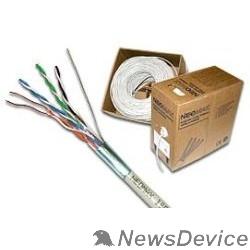 Неомакс  Витая пара NEOMAX NM40001 Кабель S/FTP cat.5e, 4 пары, (305м) 0.52 мм  Медь  PVC jacket