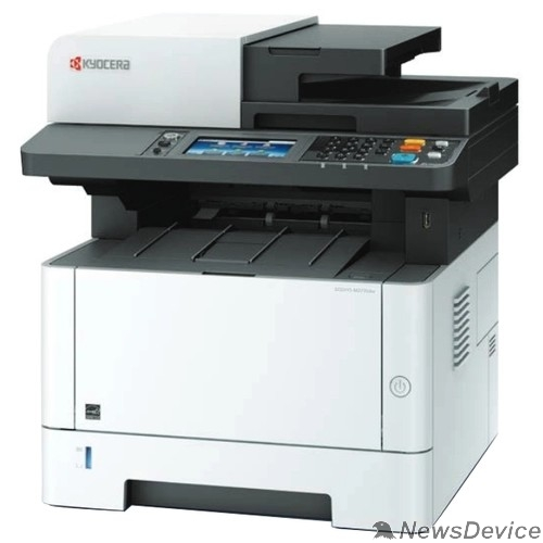 принтер Kyocera M2835dw  1102VV3RU0  (МФУ,факс,А4 (ч/б),35 стр./мин,Автопод 50листов,Дуплекс,USB и Wireless LAN,512 Мб,Стартовый картридж на 1'000 страниц