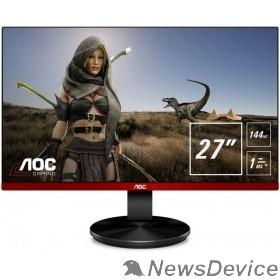 "Монитор LCD AOC 27"" G2790PX Black-Red TN FreeSync 1920x1080@144Hz 1ms 16:9 400cd 1000:1 170/160 Frameless D-Sub HDMI(v1.4)x2 DisplayPort USB3.0x4 2Wx2"