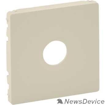 Legrand Valena Life/Allure. Розетки, выключатели и Legrand 754761 Valena LIFE.Лицевая панель для розеток ТВ.Слоновая кость