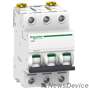 Автоматы Acti9 Schneider-electric A9F79340 АВТ. ВЫКЛ.iC60N 3П 40A C