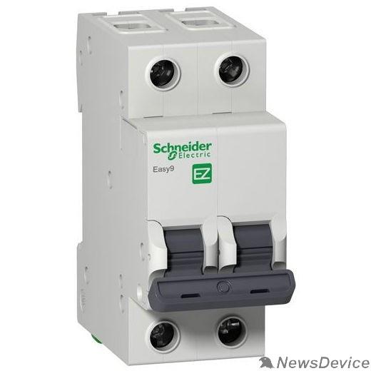 Автоматы Easy9 Schneider-electric EZ9F34263 АВТ. ВЫКЛ. EASY 9 2П 63А С 4,5кА 230В =S=