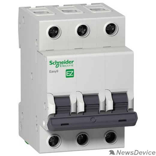 Автоматы Easy9 Schneider-electric EZ9F34316 АВТ. ВЫКЛ. EASY 9 3П 16А С 4,5кА 400В =S=