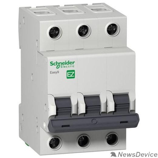 Автоматы Easy9 Schneider-electric EZ9F34363 АВТ. ВЫКЛ. EASY 9 3П 63А С 4,5кА 400В =S=