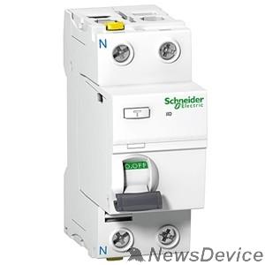 SE Дифавтоматы Acti9 iID RCCB, iIDK Schneider-electric A9R21225 ДИФФ.ВЫКЛ.НАГР. iID 2П 25A 30mA A-ТИП