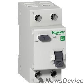 SE УЗО Easy9 Schneider-electric EZ9D34625 ДИФ. АВТ. ВЫКЛ. EASY 9 1П+Н 25А 30мА C AC 4,5кА 230В =S=