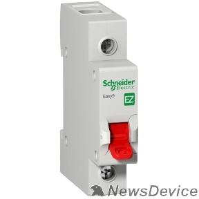 SE Выключатели нагрузки Schneider-electric EZ9S16140 ВЫКЛ. НАГРУЗКИ EASY9 (мод. рубильник) 1П 40А 230В =S=