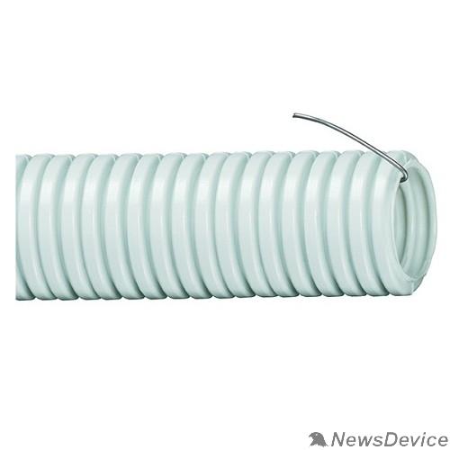гофрированные трубы Iek CTG20-40-K41-015I Труба гофр.ПВХ d 40 с зондом (15 м)