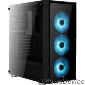 "Корпус MidiTower  AeroCool ""Quartz RGB"" ATX 2.03,  без б/п 68958"