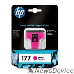 Расходные материалы HP C8772HE Картридж №177, Magenta 8253/3213/3313, Magenta (3.5ml)