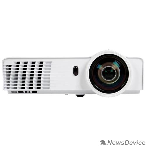Проектор INFOCUS INV30 (3D Ready), DLP, 3000 ANSI Lm, XGA, 17000:1, 0.63:1-Короткофокусный проектор, 6500ч.в стандартном режиме, HDMI 1.4, Composite video, VGA x2, RJ-45 (Ethernet), 3.5mm audio input x2,1x5W