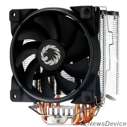 Вентиляторы GameMax Gamma 500 RGB Кулер универсальный, Intel/AMD TDP 187W CPU