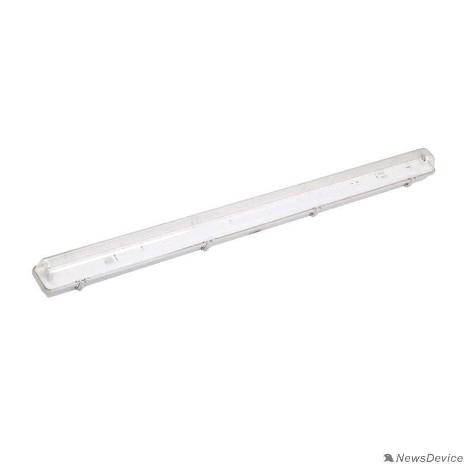 промышленное освещение Iek LLSP3-3908-1-36-K03 Светильник ЛСП3908 ЭПРА 1х36Вт IP65 размер 1260х120х84 мм