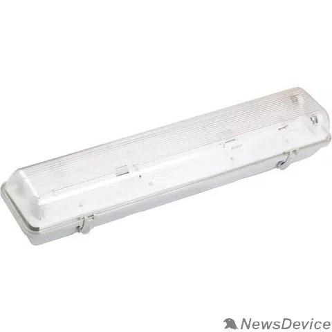 промышленное освещение Iek LLSP2-3901A-2-18-K03 Светильник ЛСП3901А ABS/PS 2х18Вт IP65 размер 665х130х95 мм