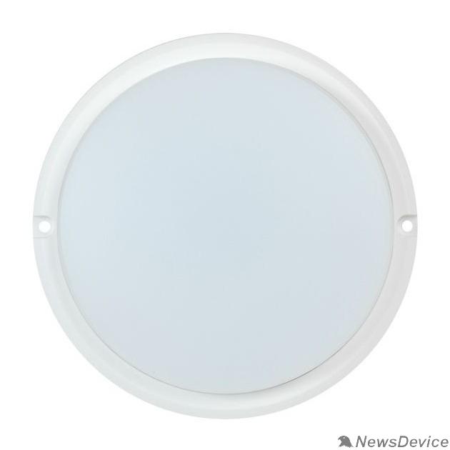 IEK Светильники ЖКХ Iek LDPO0-4002-12-4000-K01 Светильник LED ДПО 4002 12Вт IP54 4000K круг белый IEK