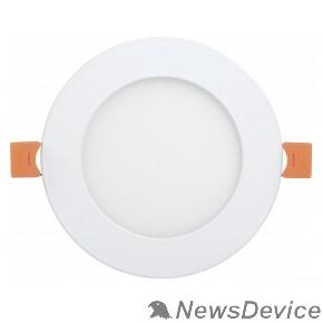 Коммерческое освещение Iek LDVO0-1605-1-12-K02 Светильник ДВО 1605 белый круг LED 12Вт 4000K IP20 алюм. корпус, диам 170 мм