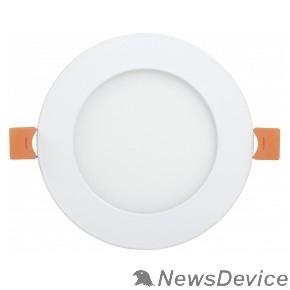 Коммерческое освещение Iek LDVO0-1606-1-12-6500-K01 Светильник ДВО 1606 белый круг LED 12Вт 6500К IP20 алюм. корпус, диам 170 мм