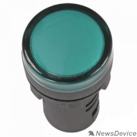 Контакторы IEK BLS10-ADDS-024-K06 Лампа AD22DS(LED)матрица d22 мм зеленый 24В AC/DC