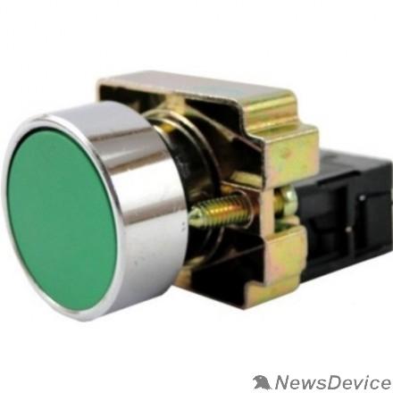 Контакторы IEK BBT60-BA-K06 Кнопка управления LAY5-BA31 без подсветки зеленая 1з