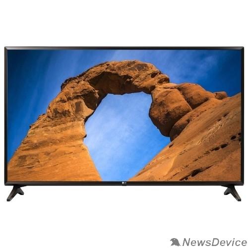 "Телевизор LG 43"" 43LK5910PLC черный FULL HD/100Hz/DVB-T2/DVB-C/DVB-S2/USB/WiFi/Smart TV (RUS)"