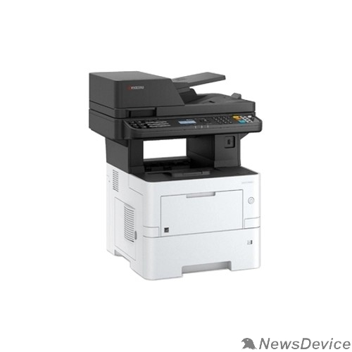 принтер Kyocera M3145dn А4, 45 ppm, 1200dpi, 1 Gb, USB, Net, RADP,старт. тонер (1102TF3NL0)