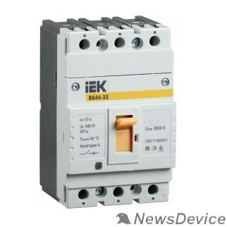 Модульное оборудование Iek SVA4410-3-0063 Авт. выкл. ВА44 33 3Р 63A 15кА
