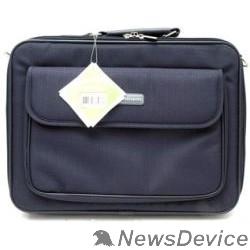 """Сумка для ноутбука Сумка Continent CC03 Navy нейлон до 15,6"""""""