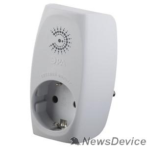 ЭРА Удлинители бытовые, Сетевые фильтры ЭРА Б0027844 Сетевой фильтр SF-1e-W(new) белый защита от короткого замыкания, от перегрузки, от импульсных и высокочастнотных помех, от грозовых разрядов