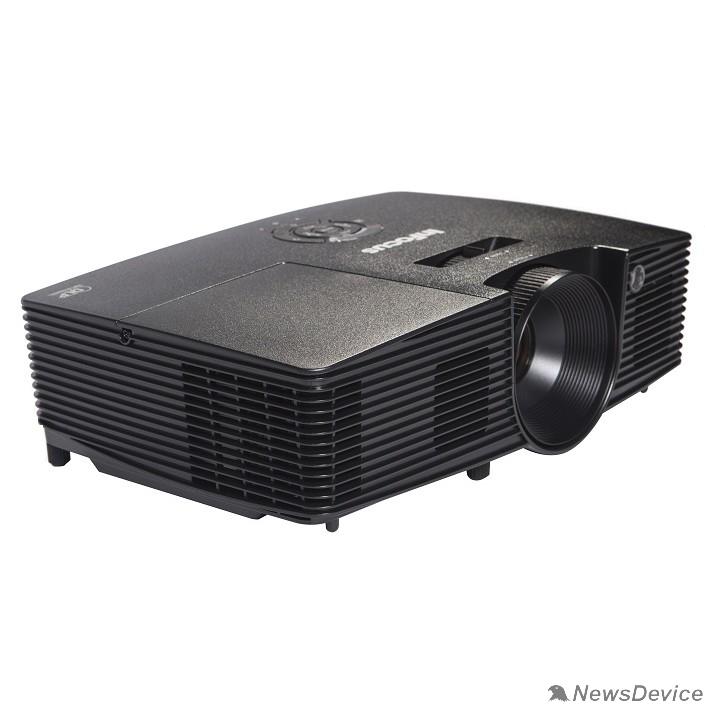 Проектор INFOCUS IN114xa (Full 3D) DLP, 3600 ANSI Lm, XGA, 18 000:1, 1,96 - 2,15:1 динамик 3W, 2xHDMI v1.4b, VGA in, VGA monitor out, Composite S-Video, RS232C, USB(B), лампа до 15 000ч. (ECO mode), 2.5 кг
