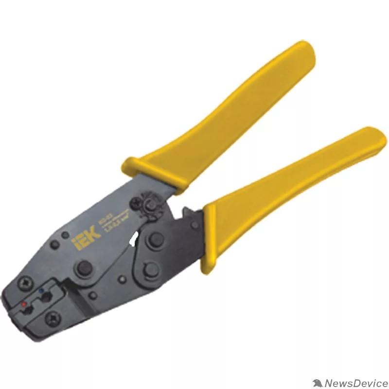 Обжимной инструмент Iek TKL10-D05-D25 Клещи обжимные КО-02 1,5-2,5мм IEK