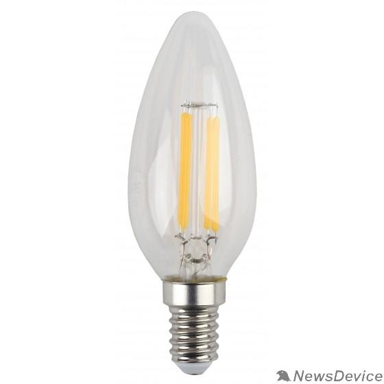 ЭРА Светодиодные лампы ЭРА Б0019002 Светодиодная лампа свеча F-LED B35-5w-827-E14