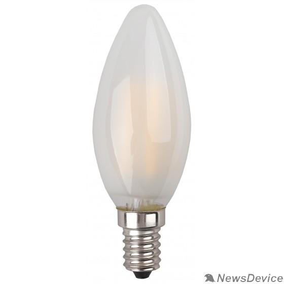 ЭРА Светодиодные лампы ЭРА Б0027952 Светодиодная лампа свеча матовая F-LED B35-7w-827-E14 frozed