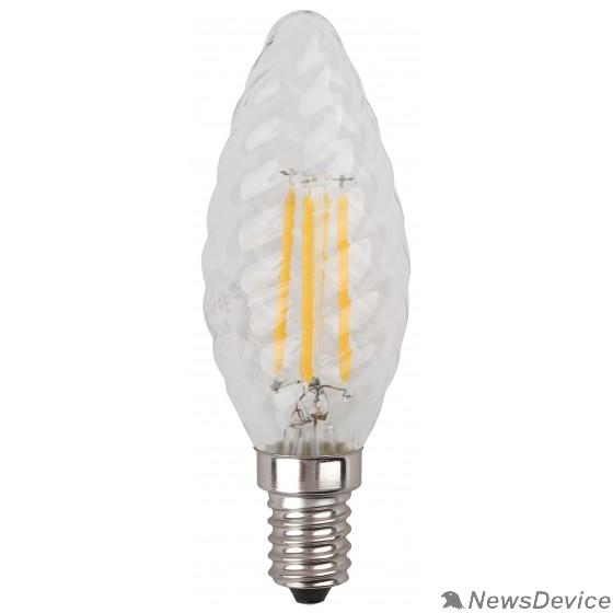 ЭРА Светодиодные лампы ЭРА Б0027935 Светодиодная лампа свеча витая F-LED BTW-5w-827-E14