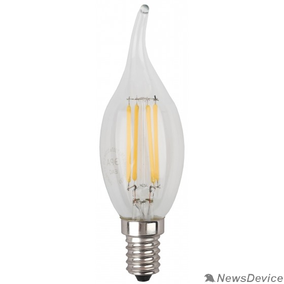 ЭРА Светодиодные лампы ЭРА Б0027945 Светодиодная лампа свеча на ветру F-LED BXS-7w-840-E14