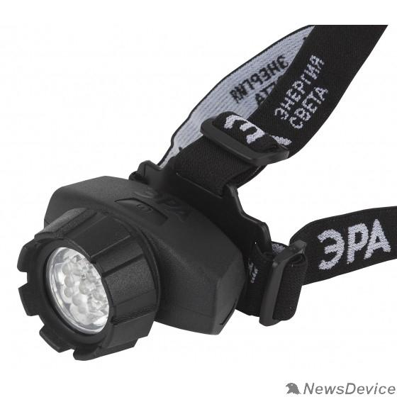 Фонари ЭРА Б0031382 Налобный фонарь GB-602 7 светодиодов, 3хААА в комплект не входит, 4 режима