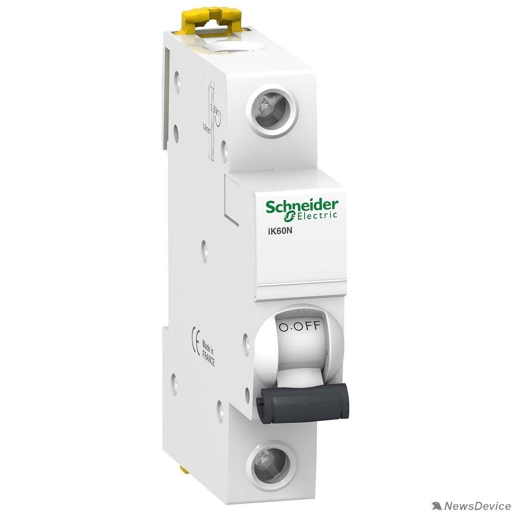 Автоматы Acti9 Schneider-electric A9K24110 АВТ. ВЫКЛ.iK60 1П 10A C
