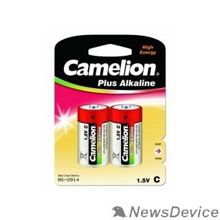 Батарейки Camelion..LR14 Plus Alkaline BL-2 (LR14-BP2, батарейка,1.5В)  (2 шт. в уп-ке)