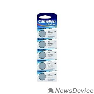 Батарейки Camelion.CR2032 BL-5 (CR2032-BP5, батарейка литиевая,3V) (5 шт.в уп-ке)