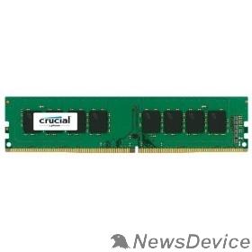 Модуль памяти Crucial DDR4 DIMM 4GB CT4G4DFS8266 PC4-21300, 2666MHz