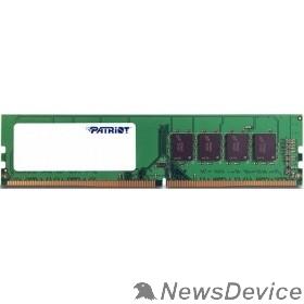 Модуль памяти Patriot DDR4 DIMM 8GB PSD48G266681 PC4-21300, 2666MHz