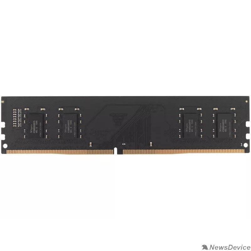 Модуль памяти QUMO DDR4 DIMM 8GB QUM4U-8G2666P19 PC4-21300, 2666MHz