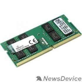 Модуль памяти Kingston DDR4 SODIMM 16GB KVR26S19D8/16 PC4-21300, 2666MHz, CL19